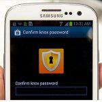 Samsung KNOX: en caso de que rootee su teléfono y se anulará la garantía