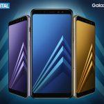 Samsung lanza dispositivos Galaxy A8 y A8 + 2018