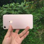 Se filtraron imágenes reales de iPhone 7 y iPhone 7 Pro