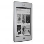 Se presentan los modelos Amazon Kindle Touch