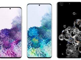 Serie Galaxy S20: 3 nuevos modelos de Samsung