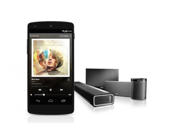 Sonos renueva la aplicación del controlador con la versión beta de Android disponible ahora