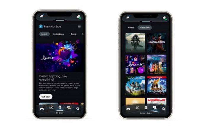 Sony renueva su aplicación PlayStation para mejorar la experiencia del usuario