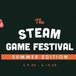 Steam Summer Game Festival comienza el 9 de junio de este año