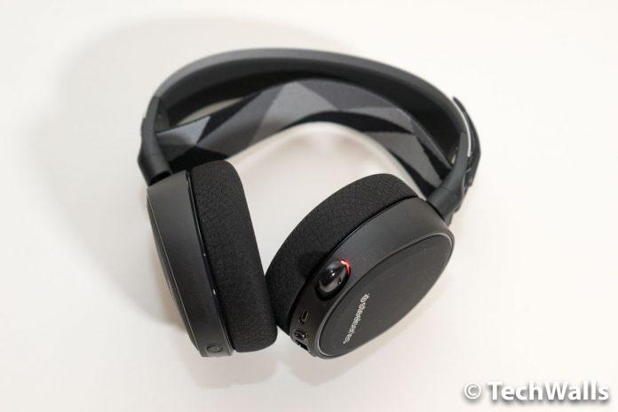 SteelSeries Arctis 7 Wireless Gaming Headset con DTS Headphone: Revisión de X Surround