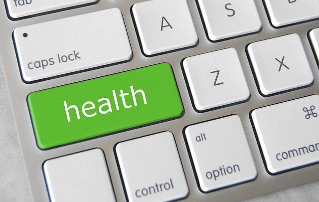 aplicación de salud