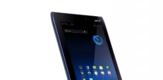 Tableta Acer Iconia Tab A100 Honeycomb en pre-pedido por £ 300