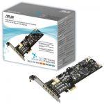 Tarjeta de audio ASUS Xonar DX PCI Express 7.1