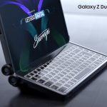 Teléfono inteligente Samsung Galaxy Z Dual Fold 5G