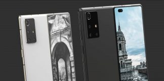 Teléfono plegable Huawei Mate X2 5G