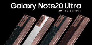 Teléfonos Samsung Galaxy Note 20 Ultra Limited Edition