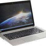 Ultrabook de alta resolución Toshiba KIRAbook