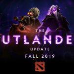 Valve anuncia dos nuevos héroes de Dota 2;  Incluye una abuela que monta lagarto