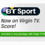 Virgin Media + BT Sport: trato hecho a tiempo para el inicio