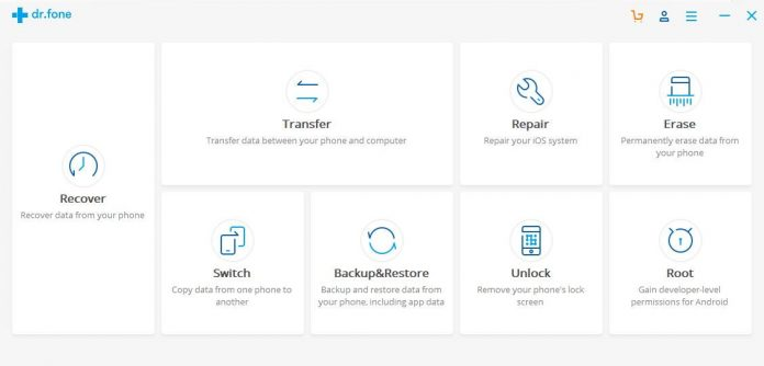 Wondershare Dr.Fone - Revisión de desbloqueo (Android)