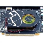 XFX GeForce 7900 GT 550M Xtreme VIVO