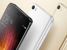 Xiaomi Mi 5 llegará a India el 31 de marzo