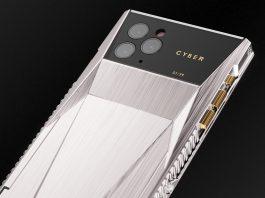 iPhone 11 Pro Cyberphone inspirado en Tesla Truck