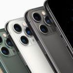 iPhone 11 Pro Max Número de modelo A2161, A2218, A2220 Diferencias