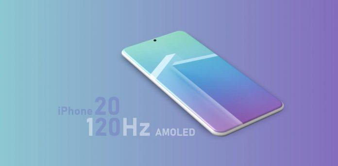 """manzana """"considerando"""" Pantallas de 120Hz en iPhones desde 2020"""