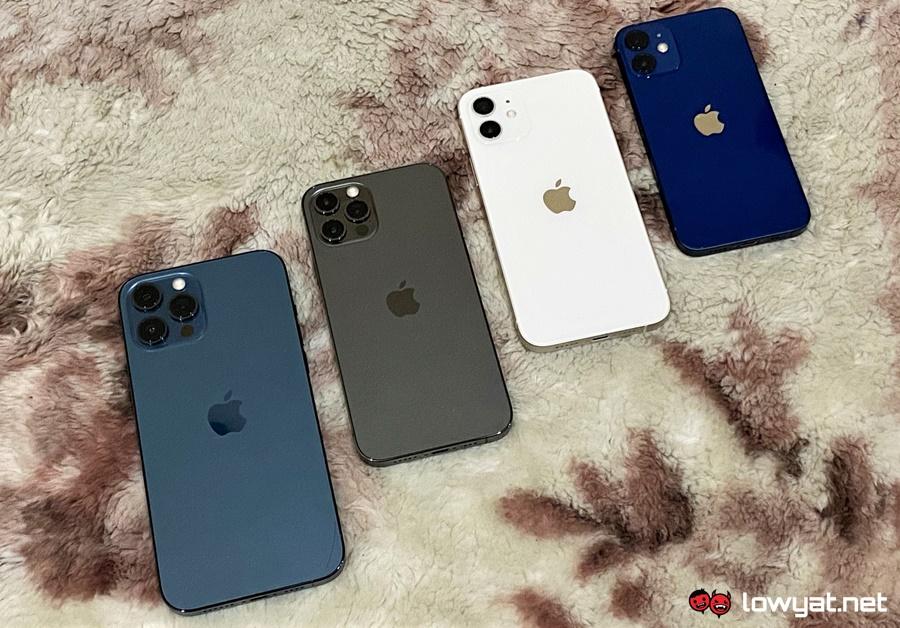 iPhone serie 12