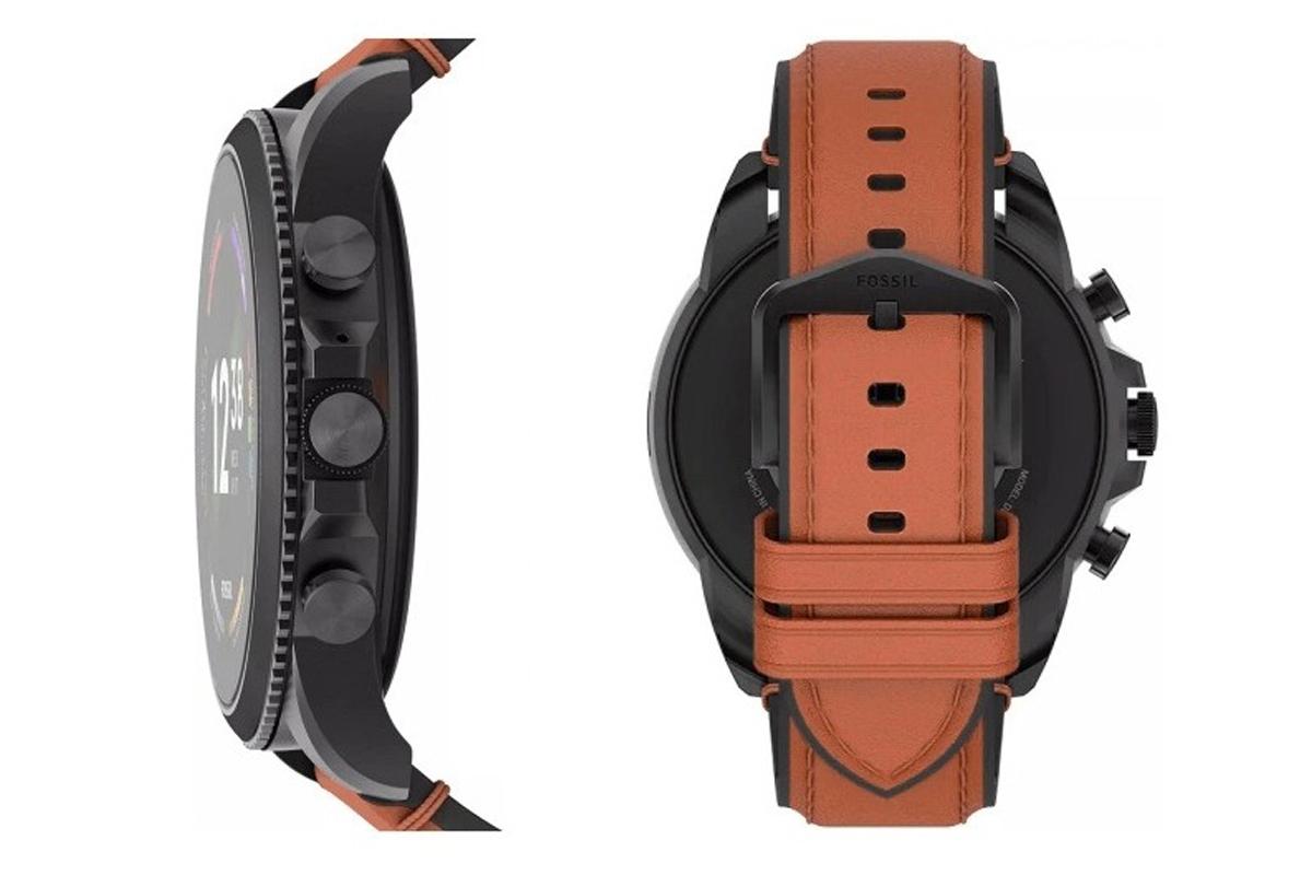 Los relojes inteligentes Fossil Gen 6 filtran el sistema operativo Amazon Wear