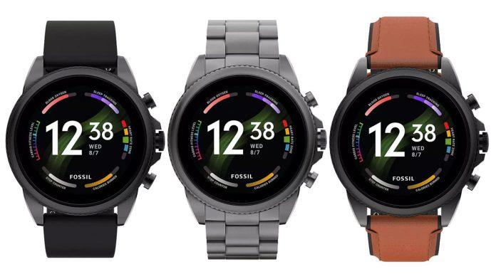 Fossil Gen 6 Smartwatches Leaks Amazon Wear OS