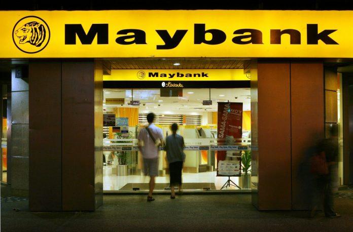maybank banks maintenance