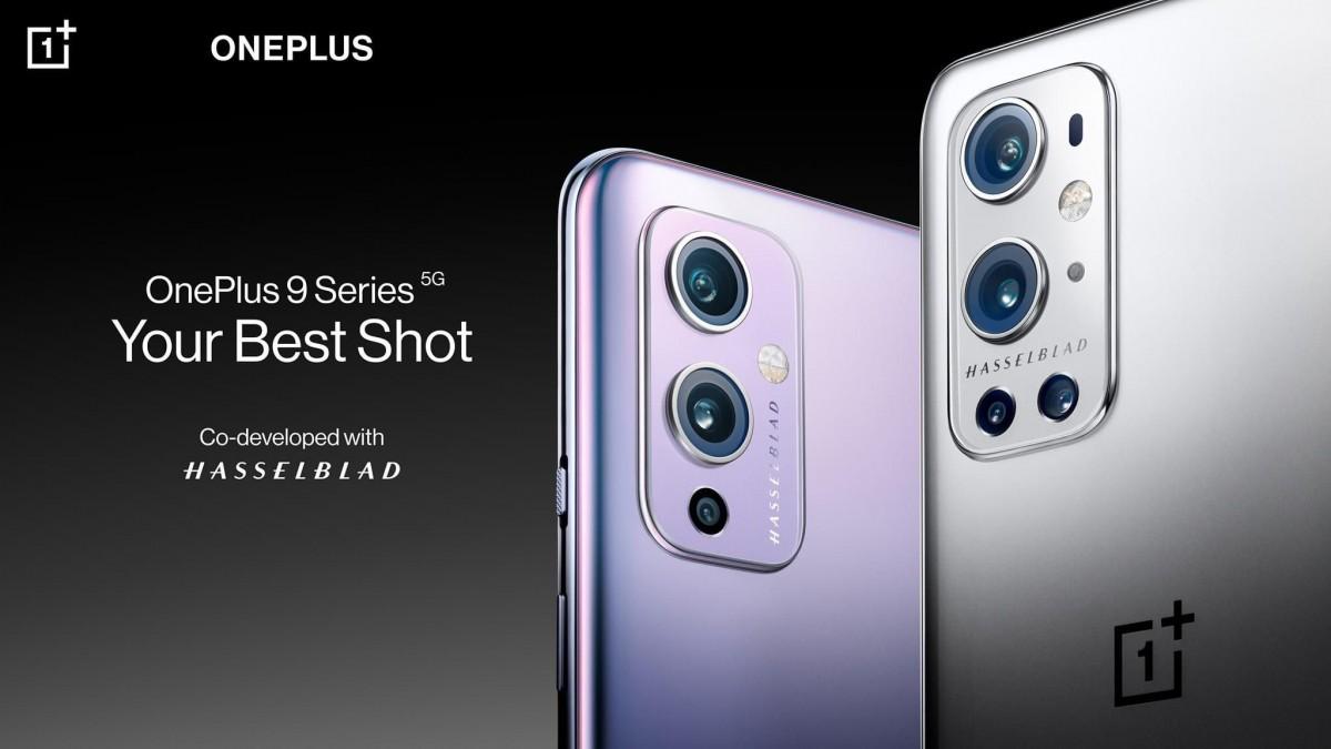 Imágenes estándar de OnePlus 9 Pro reveladas