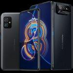 ASUS Zenfone 8 y Zenfone 8 Flip ahora son oficiales: llegarán a Malasia a fines de mayo