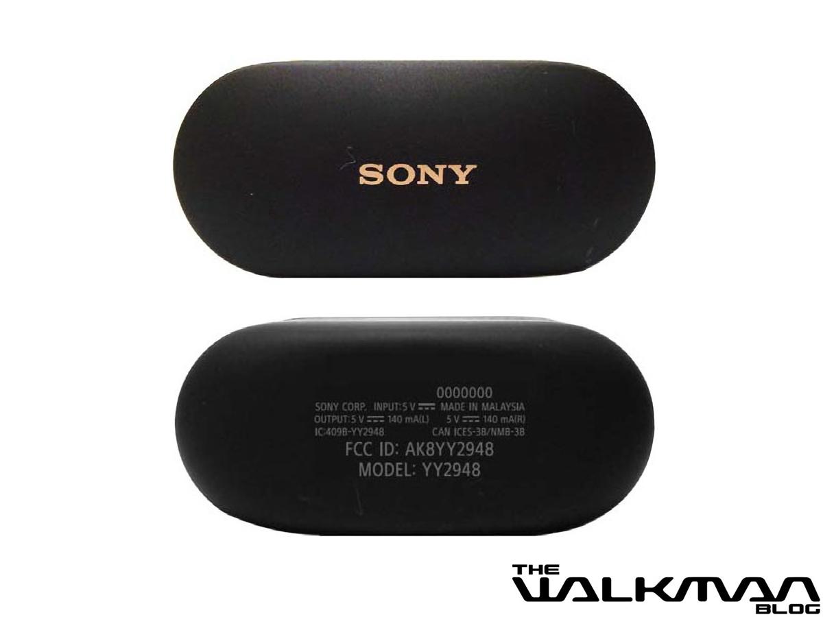 El estuche de carga de los auriculares Sony WF-1000XM4 se filtra en junio