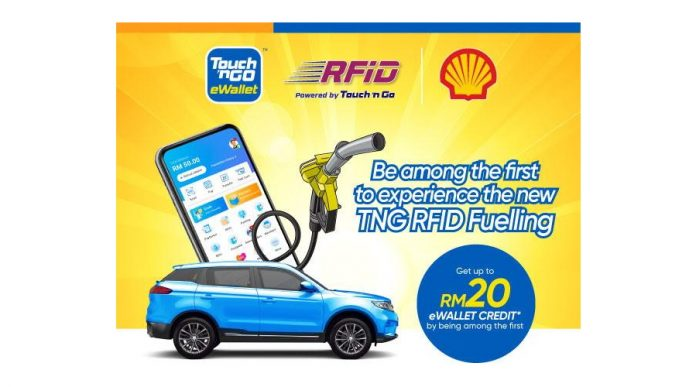 TNG RFID Fuelling Pilot Programme Coming Soon To Selected Shell Stations In Klang Valley