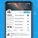 Twitter lanza la función de pago con tarro de propinas para creadores de contenido y otros