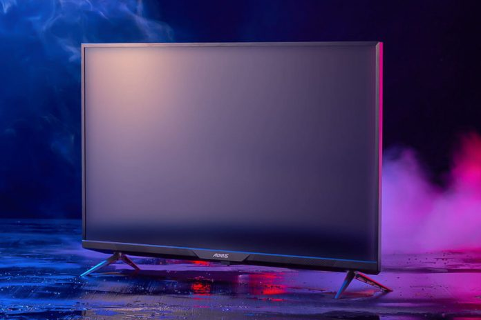 GIGABYTE Introduces 43-Inch AORUS 4K 144Hz Gaming Monitor In Malaysia For RM 4,899