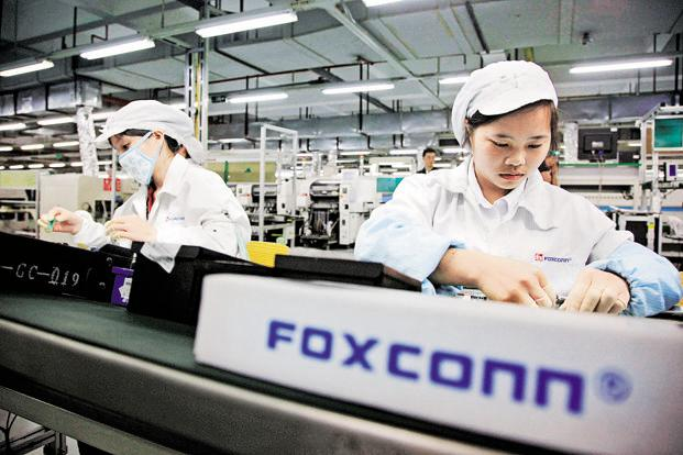 Foxconn to Set Up a RM40 Billion iPhone Manufacturing Plant in India
