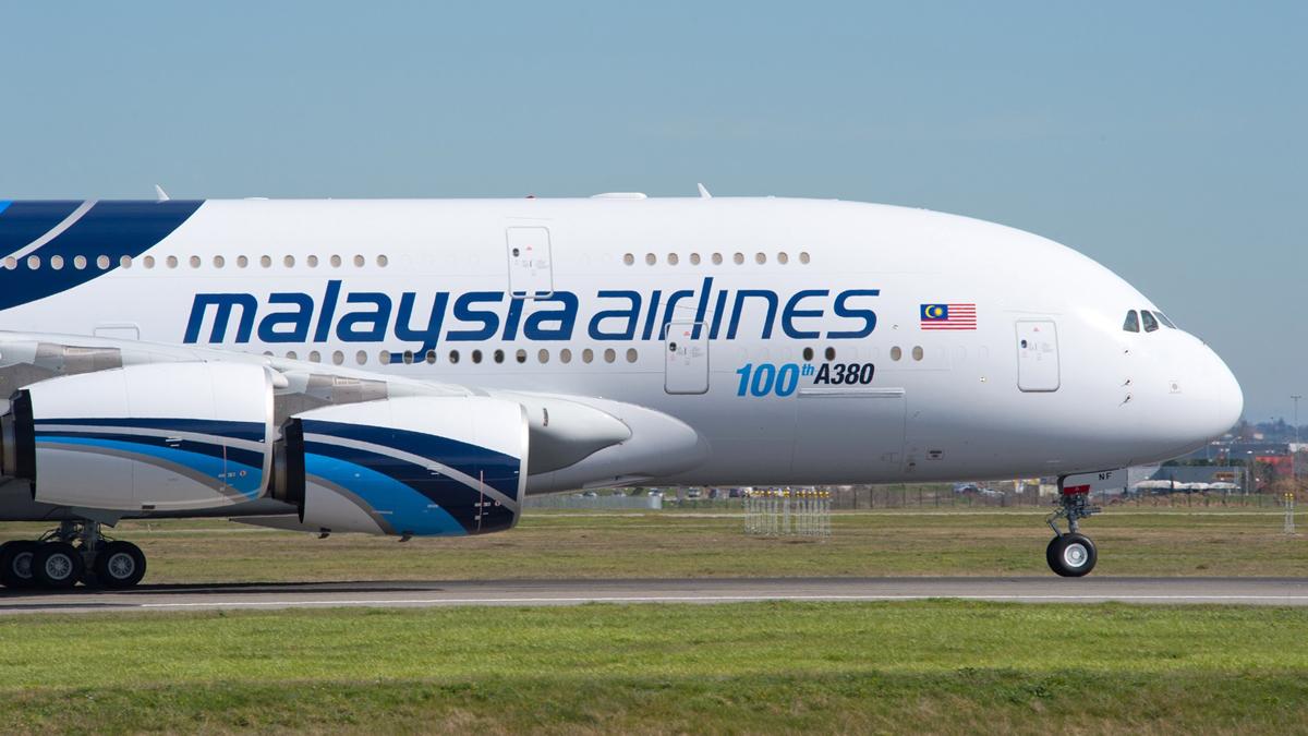 Malaysia Aviations Group retirará la flota de Airbus A380