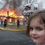 Meme de la chica del desastre se vende por 500.000 dólares como NFT