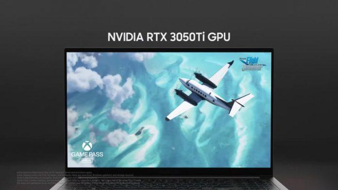 Samsung Reveals Unannounced GeForce RTX 3050 and 3050 Ti Alongside Galaxy Book Odyssey