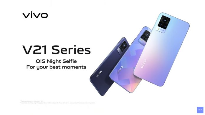 Vivo V21 Series Launches In Malaysia; Price Starts From RM 1299