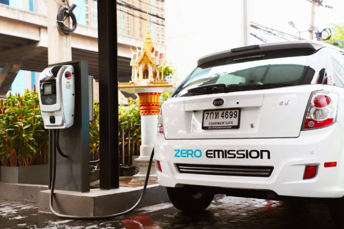 Thailand Plans To Sell Only Electric Vehicles By 2035