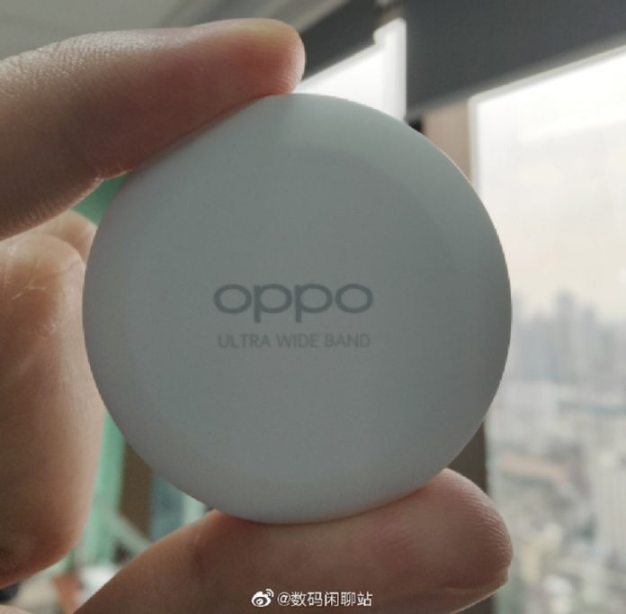 Oppo Smart Tag Image Leaks Before Releases, Could Featuring UWB And USB-C Charging