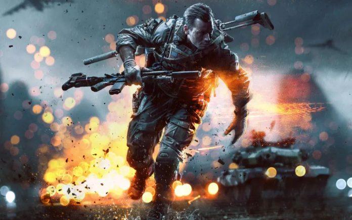 Battlefield EA DICE Electronic Arts