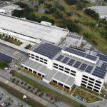 La granja solar más grande de Intel en el extranjero se encuentra en Malasia