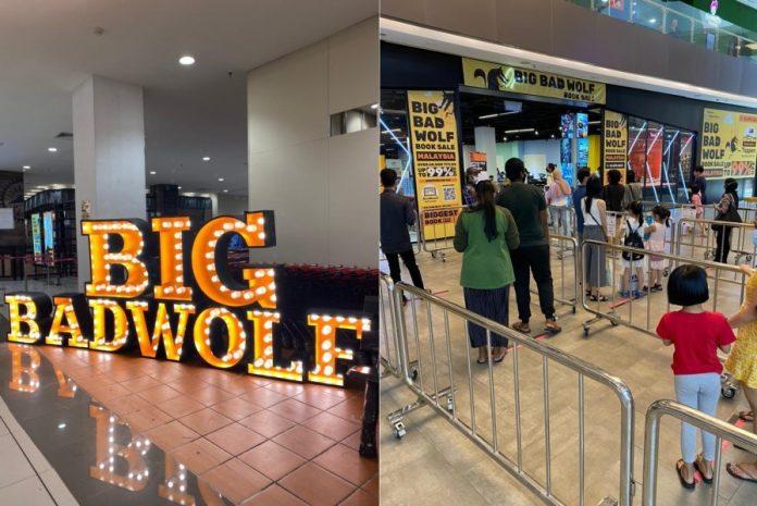 Big Bad Wolf Returns With First Ever Online-Offline Hybrid Book Sale