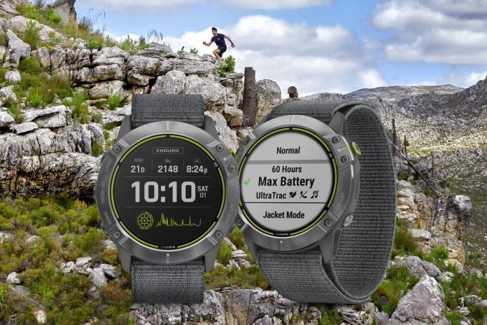 Garmin Enduro GPS Smartwatch Malaysia