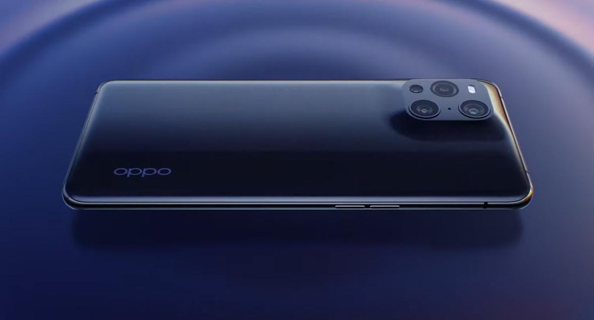 Lanzamiento del teléfono inteligente insignia OPPO Find X3 Pro
