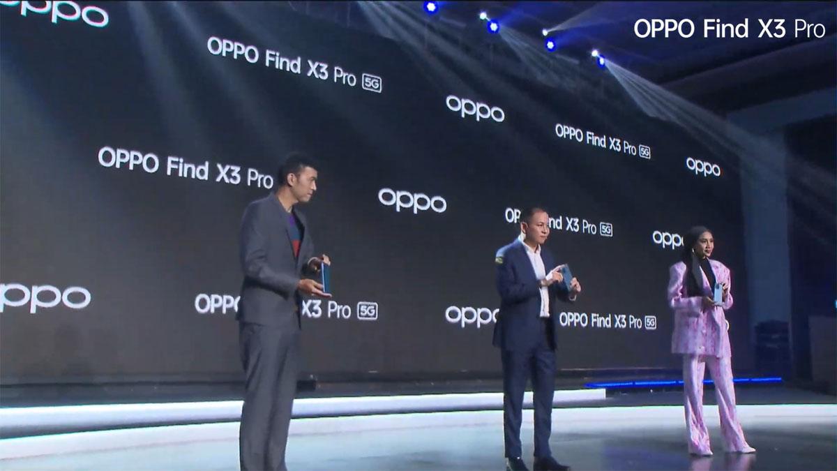 OPPO Find X3 Malasia Precio abril