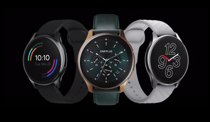 OnePlus Watch Now Official Two Week Battery Life And IP68 Rating Malaysia Shopee