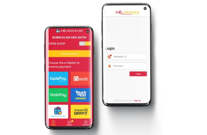 Selangkah BIZ Provides Small Businesses With Access To Cashless Payment Platform; Powered By Kiple