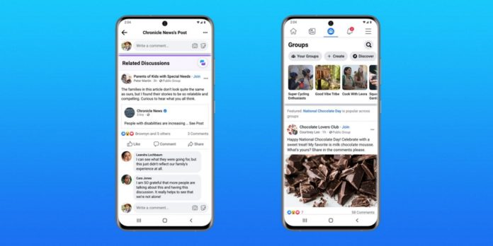 Facebook To Display Public Post From Groups On Your News Feed Soon
